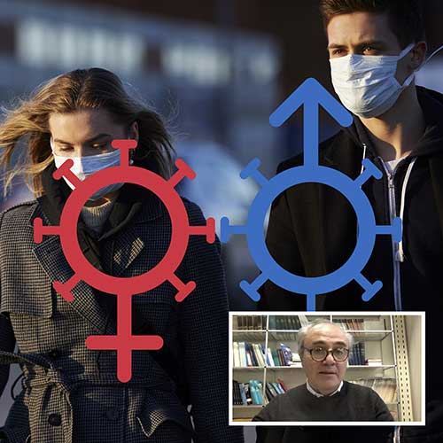 Malattia da COVID-19: un'evidenza delle differenze di genere