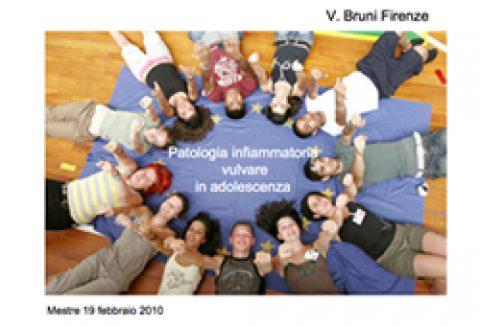Patologie infiammatorie vulvari nell'adolescenza