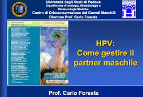 La condilomatosi vulvo-vagino-perineale: come gestire il partner maschile
