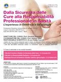 Dalla Sicurezza delle Cure alla Responsabilità Professionale in Sanità. L'esperienza in Ostetricia e Ginecologia