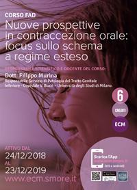Nuove prospettive in contraccezione orale: focus sullo schema a regime esteso