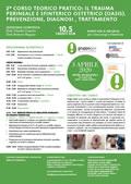 2° CORSO TEORICO PRATICO: IL TRAUMA PERINEALE E SFINTERICO OSTETRICO (OASIS).