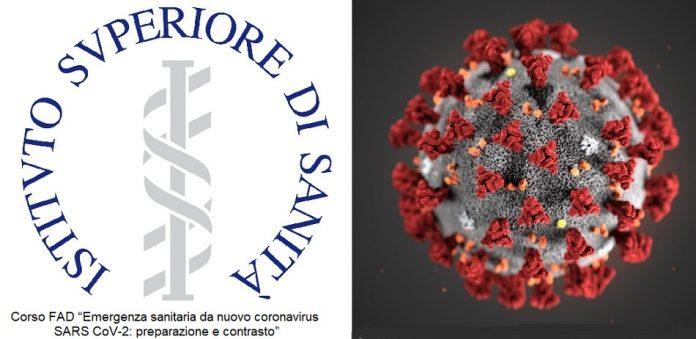 """Corso FAD dell'Iss """"Emergenza sanitaria da nuovo coronavirus SARS CoV-2: preparazione e contrasto"""""""