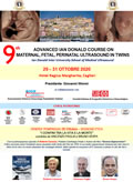 9th ADVANCED IAN DONALD COURSE ON MATERNAL, FETAL, PERINATAL ULTRASOUND IN TWINS