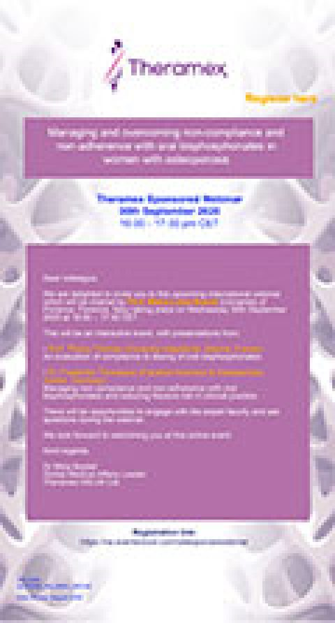 Theramex Osteoporosis Webinar