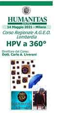 Corso regionale A.G.E.O. Lombardia - HPV A 360°