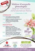 WEBINAR DI ECOGRAFIA GINECOLOGICA: diagnosi non invasiva dell'endometriosi pelvica