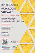 XVI Corso di patologia vulvare